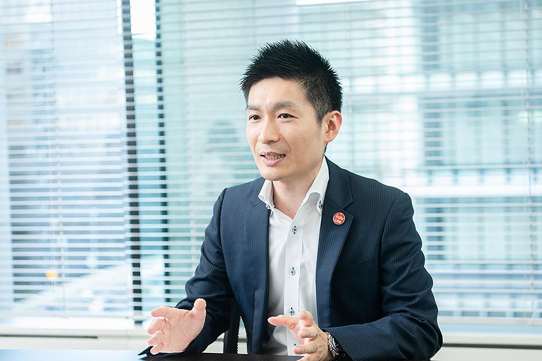 auカブコム証券株式会社 システムリスク管理室 矢野さん